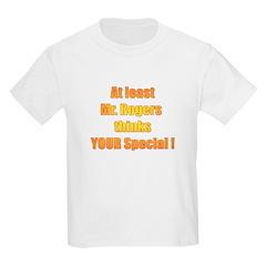 The Mr. V 122 Shop Kids T-Shirt