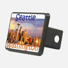 Seattle Hitch Cover