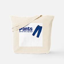 Pants Tote Bag
