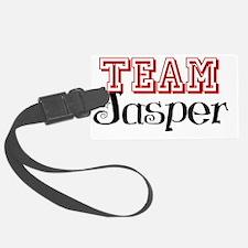 Team Jasper Luggage Tag