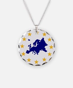 europe_stars Necklace