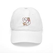 Mr & Mrs Bear's Baseball Cap