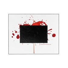 Ukulele Splash Red Picture Frame