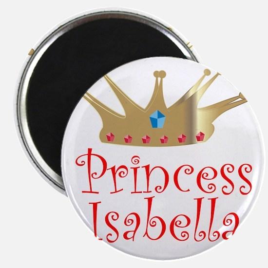 Princess Isabella stocking tr Magnet