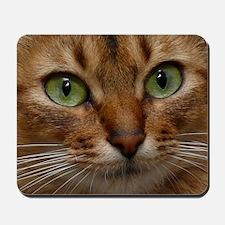 Somali face Mousepad