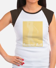 BananaBall-iPad Women's Cap Sleeve T-Shirt