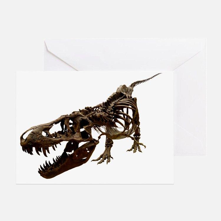 new_mex_t_rex Greeting Card