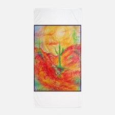 Southwest desert art! Beach Towel
