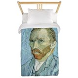 Vincent van gogh Luxe Twin Duvet Cover