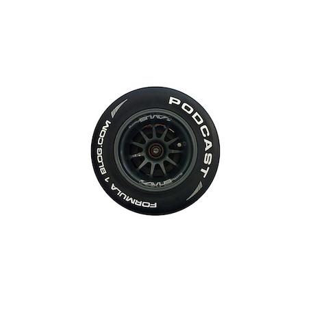 Podcast Mini Button
