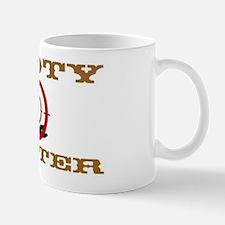 Booty Hunter big cafepressB2 Mug