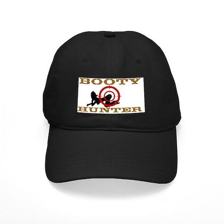 Booty Hunter big cafepressB2 Black Cap