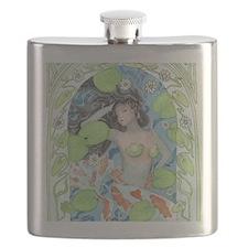 Dark Undercurrent Flask