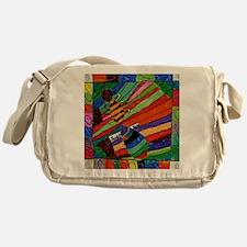 Jacobs Bugs 3rd grade Messenger Bag