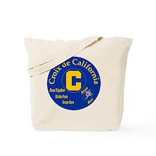 Croix de California Tote Bag
