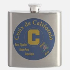 Croix de California Flask