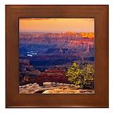Grand canyon Framed Tiles