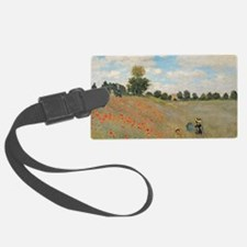 Wild Poppies, near Argenteuil by Luggage Tag