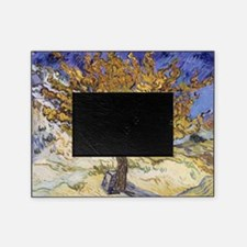 Mulberry Tree, 1889 by Vincent Van G Picture Frame