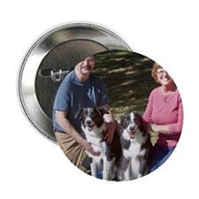 "kathyJohnprint 2.25"" Button"