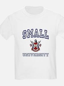 SMALL University Kids T-Shirt