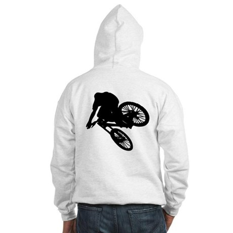 Gravity Mountain Bike Hooded Sweatshirt