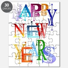Happy New Years Trans Puzzle