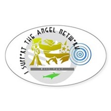 Exclusive Coqui Fundraiser Oval Decal