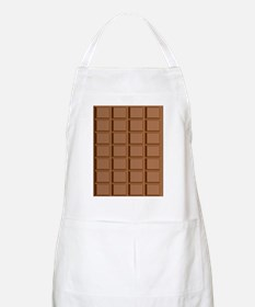 ChocolateBariPadCaseontemplate Apron