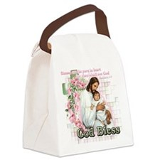 christian-comments-176 Canvas Lunch Bag