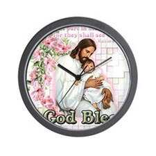 christian-comments-176 Wall Clock