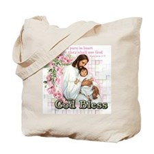 christian-comments-176 Tote Bag