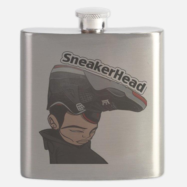 Jordan-Head- Flask