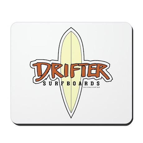 DRIFTER Mousepad
