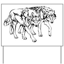 wolfpack_tribal_final Yard Sign