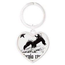 rep_california Heart Keychain