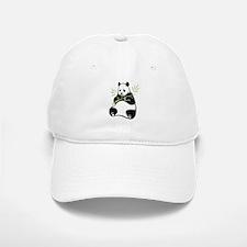 Panda with Bamboo Baseball Baseball Baseball Cap