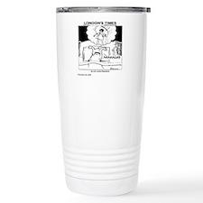 Slug Nightmares Travel Mug