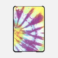 Tye Dye Purple Yellow iPad Mini Case