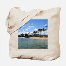 CalendarBeach Tote Bag