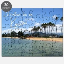 CalendarBeach Puzzle
