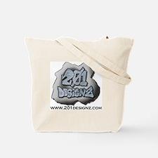 Heart Splat Tote Bag