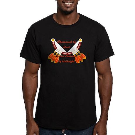 """Shinnecock"" Black T-Shirt"
