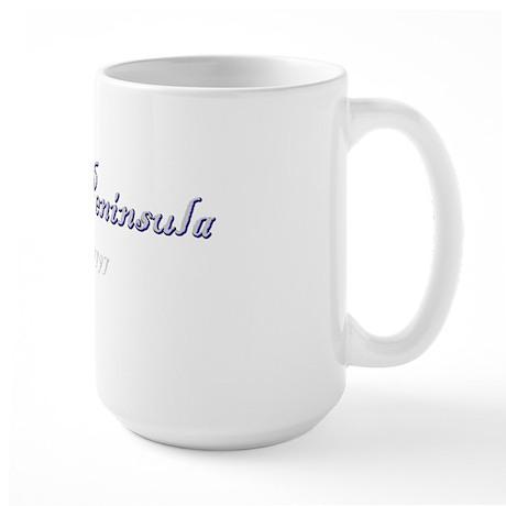 Blu2Tone2.gif Large Mug