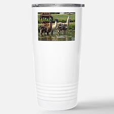 llamatrio1_calendar Travel Mug