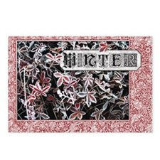 Winter Postcards (Package of 8)
