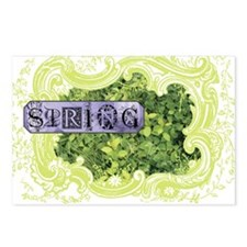 Spring Postcards (Package of 8)