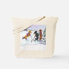 hockeysq Tote Bag