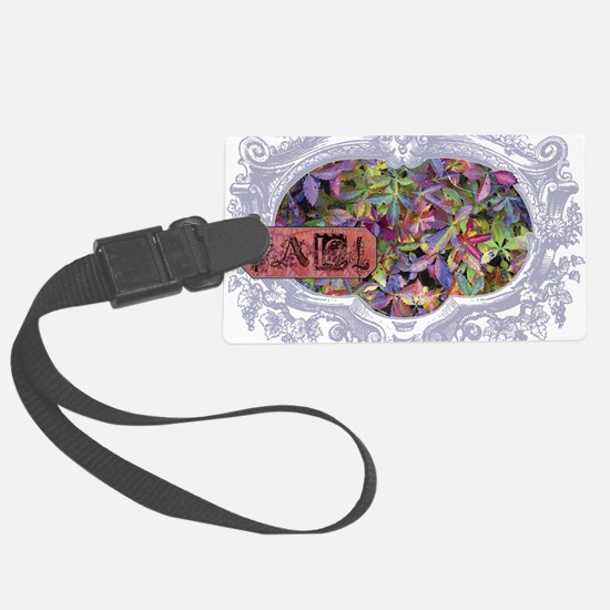 Fall Luggage Tag
