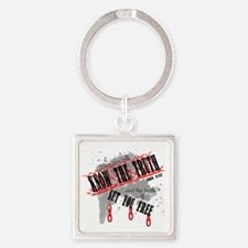 truth Square Keychain